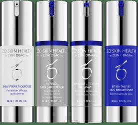 ZO Retinol Skin Brightening and Texture kit