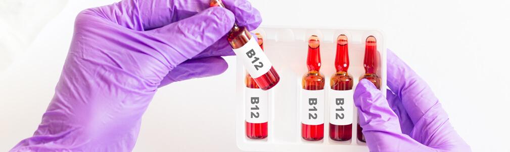 Vitamin B12 injection London